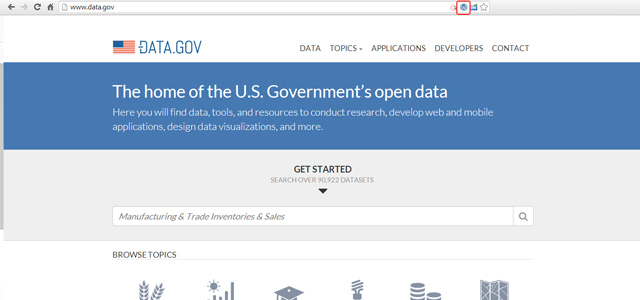 Wordpress-data-gov-website